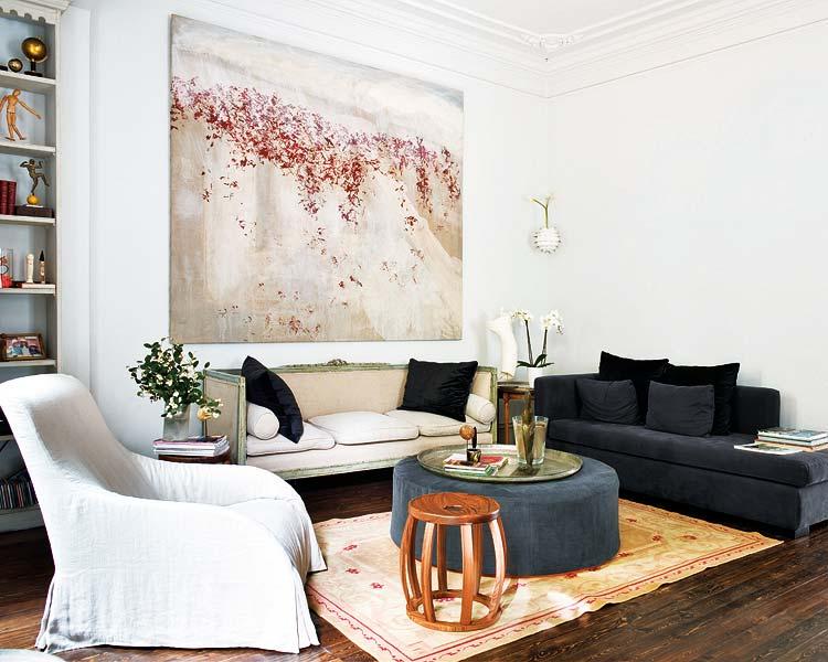 sch ner wohnen in barcelona design elements. Black Bedroom Furniture Sets. Home Design Ideas
