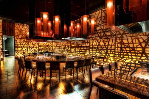 modern restaurant las vegas restaurant design