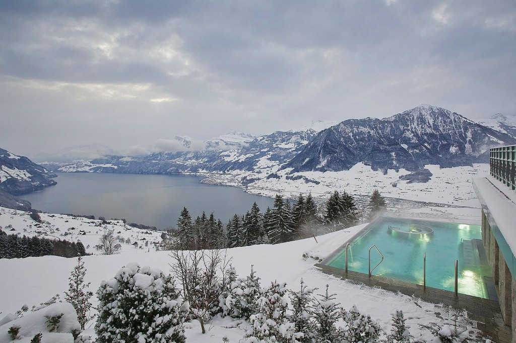 Villa honegg switzerland design elements for Hotel design schweiz