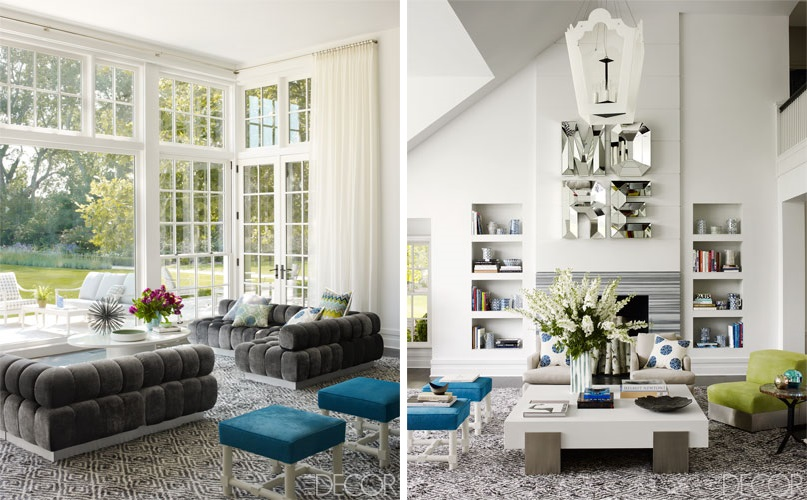 House In The Hamptons Design Elements