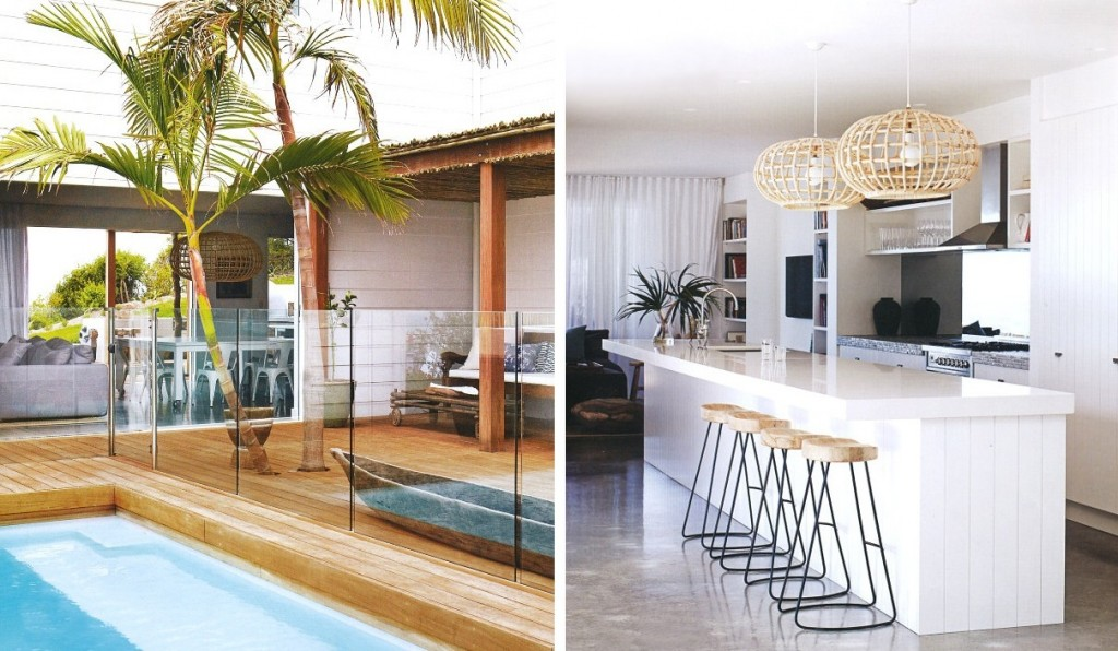 Beach House In Australia Design Elements