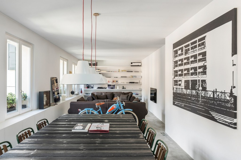 An Apartment in Italy