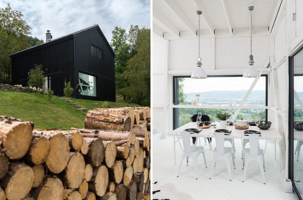 A Mountain House in the Czech Republic